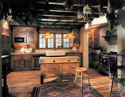 Rustic Interior Design Style Home Plans