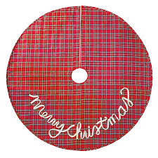 Mud PieTM Tartan Plaid Christmas Tree Skirt Reviews