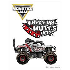 Monster Mutt Dalmatian Truck Decal Pack - Monster Jam Stickers ... Monster Jam World Finals Xviii Details Plus A Giveway Rumbles Into Spectrum Center This Weekend Charlotte Returning To Arena With 40 Truckloads Of Dirt Story In Many Pics Media Day El Paso Heraldpost Mutt 36 Dog Pound 2018 Hot Wheels Case E Dalmatian With Snapon Battle Brings Monster Trucks Nrg Stadium Just Week After Truck Decal Decalcomania New Orleans La Usa 20th Feb 2016 Truck