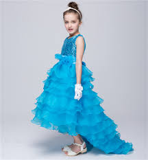 online get cheap kids prom dresses high low aliexpress com
