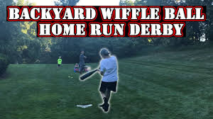 Backyard Wiffle Ball Home Run Derby! - YouTube Wiffle Ball Toss Carnival Style Party Game Rental My Circus Championship Sunday At The 2013 Travis Roy Foundation Wiffle 41 Best Wiffleball Fields Images On Pinterest Ball Wiffleball With Owen Youtube Fieldstadium Bagacom Park Toss Game Using Plastic Buckets Screwed Into An Old Nbh Tv 2 Part 1 Ft Dillon Riedmiller Crazy Stadium In Backyard 2015 Clark Field Tournament Saturday Kids Playing In 9714