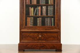 SOLD - Empire Mahogany Antique Armoire Or Library Bookcase ... 72 Best Antique Armoire Images On Pinterest Armoire 33 Bureau And Cupboards Painted Antique Beside Window With Heavy Cream Curtain In Closet French Wardrobe Storage Fniture Abolishrmcom Vintage Fniture With Mirror Lawrahetcom An Overview Of Elites Home Decor Hutch Ladybirds Mandeville La At Geebo Wardrobe Closet Massachusetts Ideas All Home