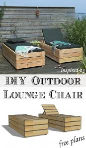 Free Plans For Wooden Lawn Chairs by Best 25 Outdoor Lounge Ideas On Pinterest Outdoor Furniture