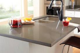 comptoir de cuisine quartz blanc comptoirs de cuisine home depot canada