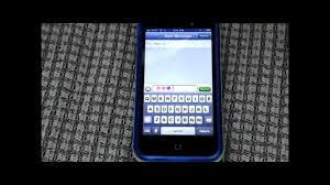 iPhone Dictate Text Message with Punctuation