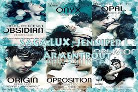 Saga Lux Jennifer L Armentrout