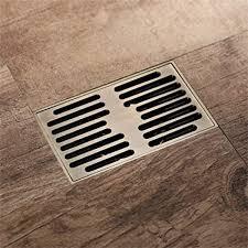 gepfd floor retro messing bodenablauf badezimmer