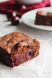brownie kirsche gluten ohne milch