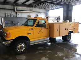 1991 Ford F350 Custom 4x4 Dual Rear Wheel Utility Truck W/ Crane And ... Ford Service Utility Truck For Sale 1446 1987 Ford F250 Utility Pickup Truck Stock Photo 184299165 Alamy 2011 Used F350 4x2 V8 Gas12ft Bed At Tlc 1994 F450 Sd Crane For Auction Municibid Used 2006 Srw In Az 2328 2018 F550 Service Mechanic For Sale 1456 2002 Utility Truck Item Aq9634 Sold September Gta 5 Vapid Screenshots Features And Description Ford Lovely New Mercial Trucks Auto Model Update 2007 Xlsd 4x4 Plowutility 05469 Cassone