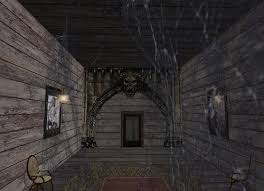 Haunted House Hallway