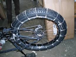 Anyone Running Slipnot Tire Chains On Their Fat Bike?- Mtbr.com