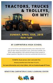 Carpinteria's Second Annual Tractors, Trucks And Trolley's Event ...