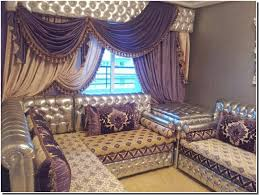 canapé arabe salon moderne algerien