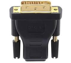 SANDSTROM AV Black Series SHDVA114X HDMI to DVI Adapter