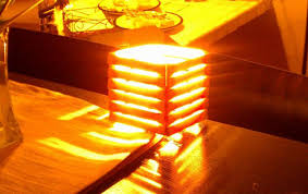 Cool Things You Can Make With Popsicle Sticks Lamp