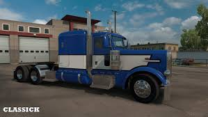 Skin For Peterbilt 389 Vintage | American Truck Simulator Mods American Truck Simulator For Pc Reviews Opencritic Scs Trucks Extra Parts V151 Mod Ats Mod Racing Game With Us As Map New Alpha Build Softwares Blog Will Feature Weight Stations Madnight Reveals Coach Teases Sim Racedepartment Lvo Vnl 780 On Mod The Futur 50 New Peterbilt 389 Sound Pack Software Twitter Free Arizona Map Expansion Changeable Metallic Skin Update Youtube