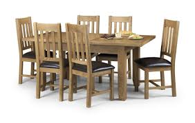 100 6 Oak Dining Table With Chairs 25 Best Collection Of Set