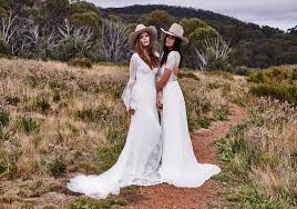 Rustic Wedding Dresses And Gowns For A Country Casual