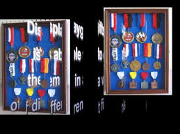 Medal Display Case Shadow Box From Displaygifts