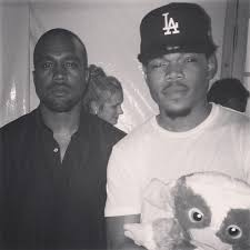 A History Of Kanye West And Chance The Rappers Musical Relationship