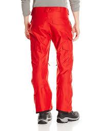 amazon com burton men u0027s cargo short pants sports u0026 outdoors