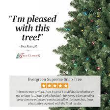 Tree Classics Artificial Christmas Trees