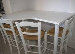 modele de table de cuisine table haute cuisine bois stunning free cuisine ikea granas diing