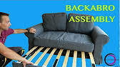 Strandmon Wing Chair Assembly by Ikea Strandmon Wing Chair Assembly Youtube