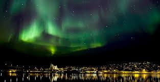 The arctic city of Tromso in Norway exists in a state of plete