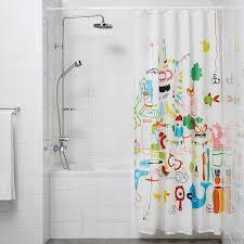 botaren duschvorhangstange weiß 120 200 cm ikea österreich