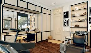 modern deco interior a modern deco home visualized in two styles
