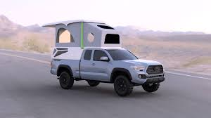 Leentu Is A Lightweight Pop-up Camper Built For The Toyota Tacoma ... Jack Photographer Four Wheel Campers Low Profile Light Weight Inside Goose Gears Custom Tacoma Camper Outside Online Leentu Converts Toyota Into A Comfy Place To Camp Dfw Corral Half Shell Casual Turtle Pop Up 2019 20 Top Car Models Feature Earthcruiser Gzl Truck Recoil Offgrid 2014 Tundra Crewmax Trd With Fwc Raven Package Life On The Road In My House Karsten Delap Announces Popup Adventure
