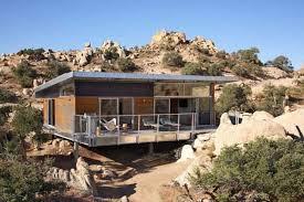 104 Mojave Desert Homes Sleek Modular Dwelling In The