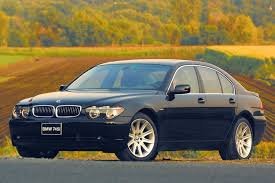 2005 BMW 745 Overview