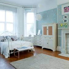 Duck Egg Bedroom Ideas White Accents