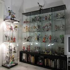 Ikea Detolf Cabinet Light by Detofs And Expedit Myfigurecollection Net