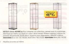 vitrine en verre ikea avec meuble d coration de maison intraaz
