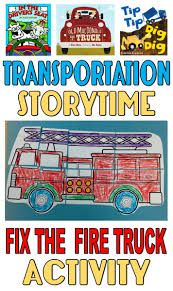 Transportation Storytime! Stories, Songs, Rhymes, And