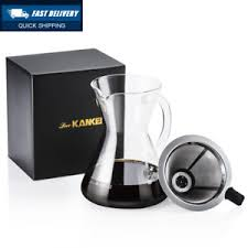 Image Is Loading Love KANKEI Pour Over Coffee Maker Hand Drip