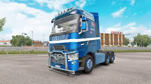 100 Euro Truck Simulator 3 Renault T 440 V6 For 2