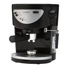 Mr Coffee ECMP40 Pump Espresso Cappuccino Maker