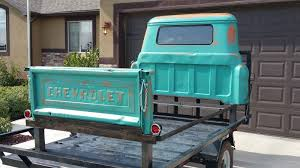 100 Betten Trucks This Is An Chevrolet Apache 1958 Pickup Truck Turned Into A Queen