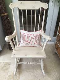 Upcycled Rocking Chair In Linen Chalk Paint.   In Caerleon, Newport ... Archive Sarah Jane Hemsley Upholstery Traditional The Perfect Best Of Rocking Chairs On Fixer Upper Pic Uniquely Grace Illustrated 3d Chair Chalk Painted Fabric Makeover Shabby Paints Oak Wax Garden Feet Rancho Drop Cucamonga Spray Paint Wicked Diy Thrift Store Ding Macro Strong Llc Pating Fabric With Chalk Paint Diytasured Childs Rocking Chair Painted In Multi Colors Decoupaged Layering Farmhouse Look Annie Sloan In Duck Egg Blue With Chalk Paint Rocking Chair Makeover Easy Tutorial For Beginners