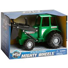 Mighty Wheels Farm Toy Tractor - 16