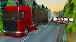 Euro Truck Driver - 2018 - Trailer (Android & IOS) - YouTube