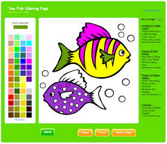 Free Online Coloring Pages On Thecolor