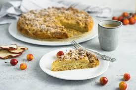 apfelkuchen mit marzipan streuseln buchrezension köstlich