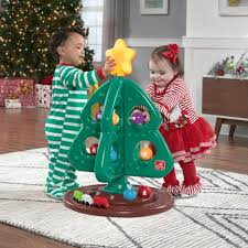 Hop Over To Walmart And Get A Deal On This Step2 My First Christmas Tree The Famous Little Now Has Bright Shiny Star Light Up Their