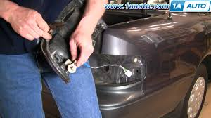 how to install replace taillight toyota camry 95 96 1aauto