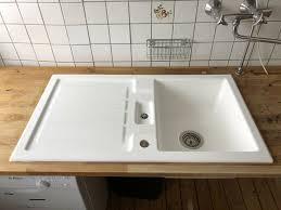 villeroy boch keramik spülbecken spüle